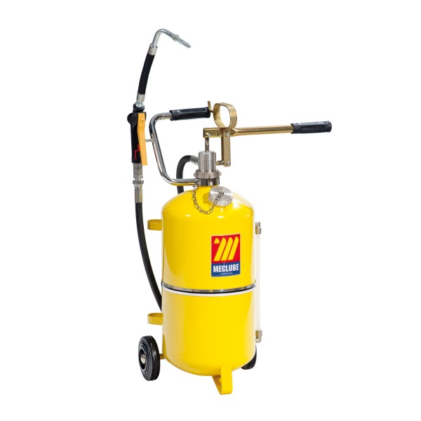 24 L Manual Oil Dispenser Meclube S R L Oil And Grease