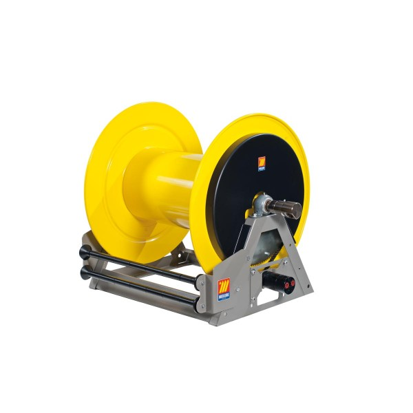 Industrial Hose Reels Motorized Hydraulic For Water 150 C